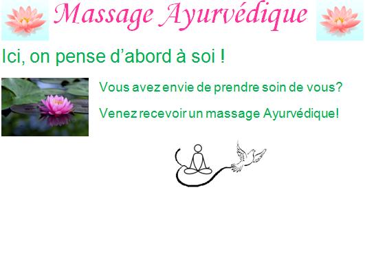 Massage ayurvédique - 2
